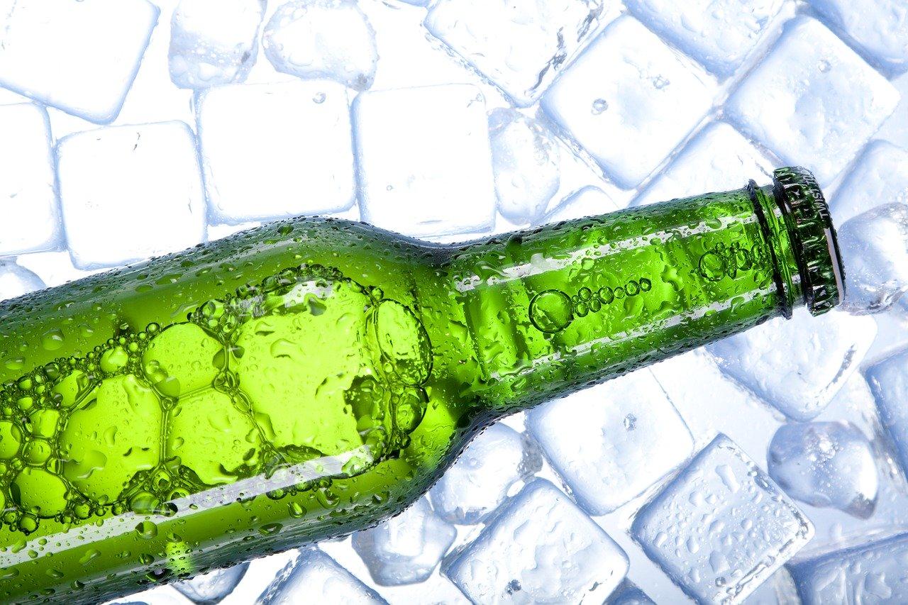W jakiej temperaturze zamarza alkohol